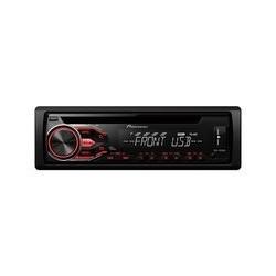 Automobilinis grotuvas PIONEER FM, CD/Mp3/USB/Aux 4x50W