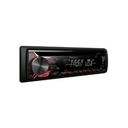 Automobilinis grotuvas PIONEER FM, RDS, CD/Mp3/USB/Aux 4x50W