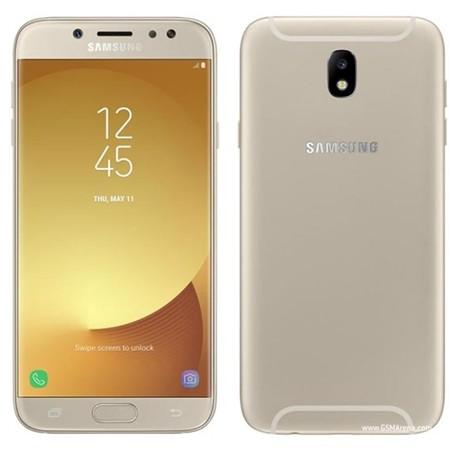 "Samsung Galaxy J7 (2017) J730 Gold, 5.5 """
