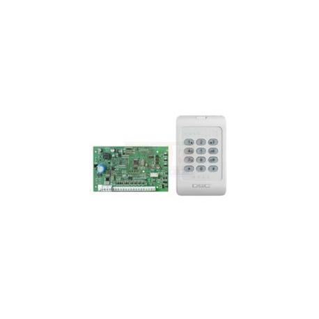 DSC PC1404 ir PC1404RKZ apsaugos sistemos komplektas