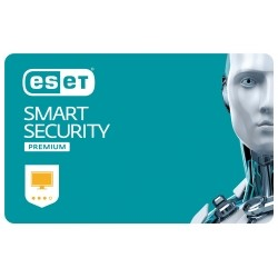 Eset Smart Security PREMIUM, New el. licence, 2 year(s)