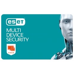 ESET Multi-Device Security, New el. licence, 1 year(s)