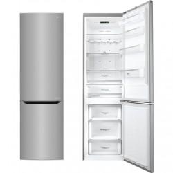 LG Refrigerator GBB60PZGZS Free standing
