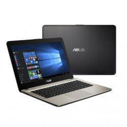 Asus VivoBook X441NA Chocolate Black, N4200, 4 GB, SSD 128 GB, W10