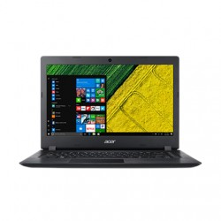 Acer Aspire 3 A315-51 Black, i5-7200U, 4 GB, 1000 GB, Windows 10 Home