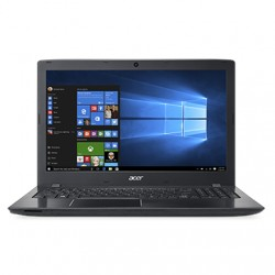 Acer Aspire E E5-576G Black, i3-6006U, 4 GB, SSD 256 GB, NVIDIA GeForce 940MX, Windows 10 Home