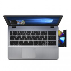 "Asus VivoBook X542UQ Grey, 15.6 "", i5-7200U, 4 GB, DDR4, HDD 500 GB, 5400 RPM, SSD 128 GB, NVIDIA GeForce 940MX"